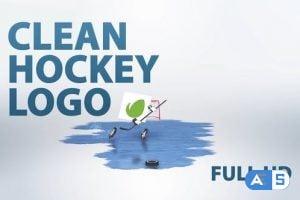 Videohive Clean Hockey Logo 22973257
