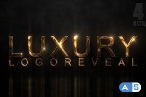 Videohive Luxury Logo Reveal 20366018