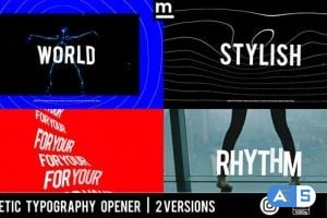 Videohive Clap Stomp Typography 25879645