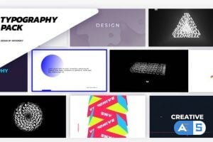Videohive Brand New Titles 26021489