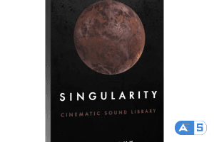 FilmCrux – Singularity – Cinematic Sound Effects Library