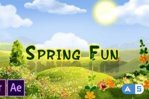 Videohive Spring Fun – Premiere Pro 25911441
