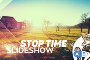 Videohive Stop Time Slideshow 11824843