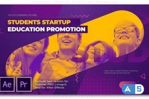 Videohive Students Startup Education Promotion 25854754