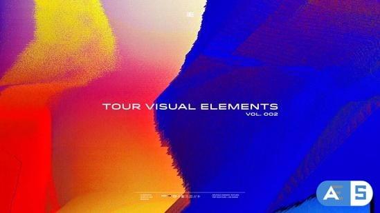 Tour Visual Elements VOL 2 – Ezra Cohen