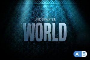 Videohive Cinematic Drama Trailer – Underwater World 22595077