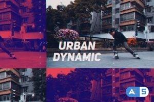 Videohive Dynamic Urban 23353537