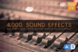 MightyDeals – App FX Sound Effects Library with 4,000+ Effects