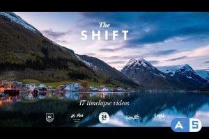Creativemarket The Shift – timelapse videos 323493