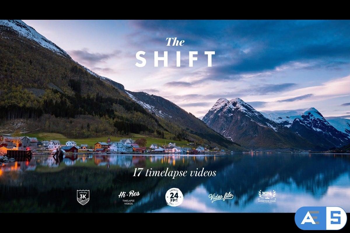 Creativemarket The Shift – timelapse videos 323493