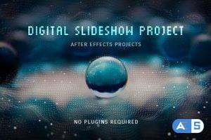 Videohive Digital Slideshow 20537918