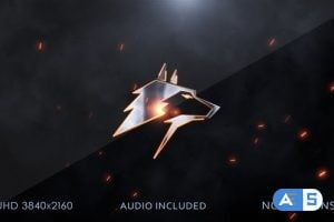 Videohive Explosion Logo Reveal 25862528