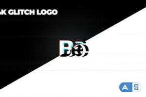 Videohive Minimal Glitch Logo 25962249