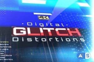 Videohive Digital Glitch Distortions 25961834