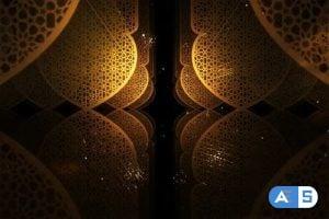 Videohive Ramadan Kareem Pattern 01 4K 25835252