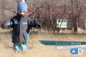 Videohive Painted Thirds 11544929