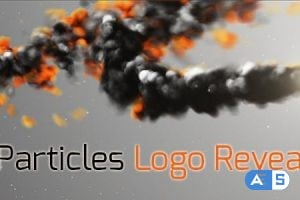 Videohive Particles Logo Reveal 10707905