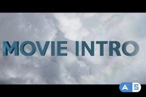 Videohive Movie Intro 24080011