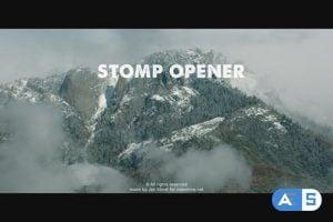 Videohive Stomp Opener 21215654