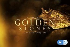 Videohive Golden Stones 20239559