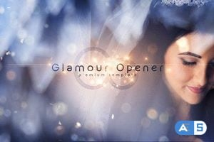 Videohive Glamour Opener 21058143