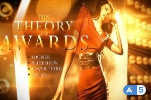Videohive Theory of Awards 11570658