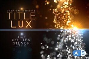 Videohive Title Lux 22599707