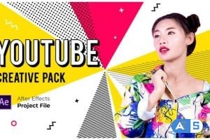Videohive Creative YouTube Promo Toolkit 25080919