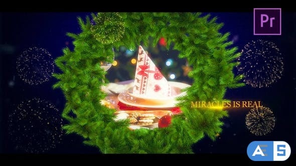 Videohive Christmas Slideshow 22955022