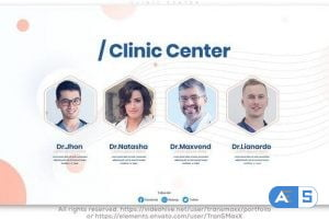 Videohive Clinic Center 26491239