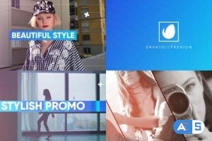 Videohive Fashion Opener 21617394
