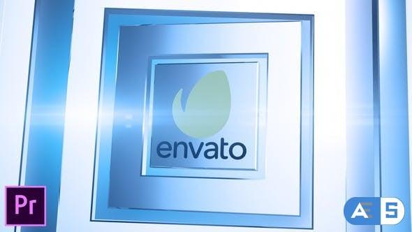 Videohive Corporate Chrome Logo – Premiere Pro 26440786