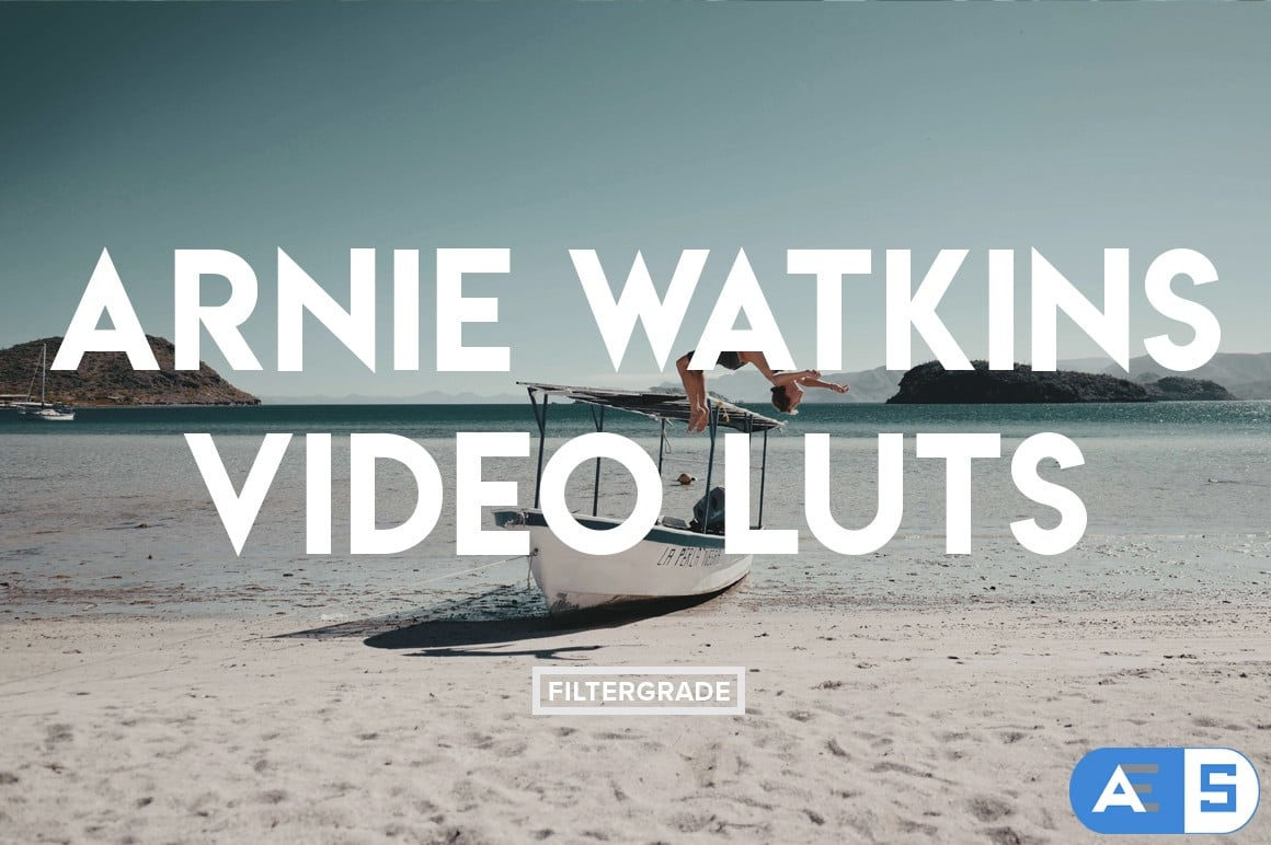 Arnie Watkins Video LUTs – Filtergrade
