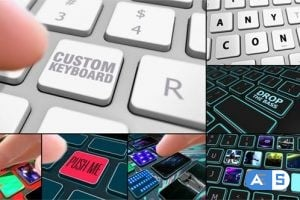 Videohive Custom Keyboard 9917187