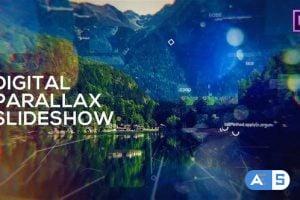 Videohive Digital Parallax Slideshow 26369127