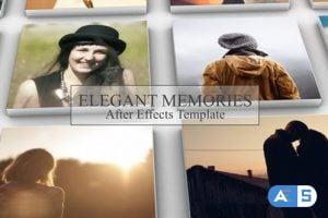Videohive Elegant Memories 12162484