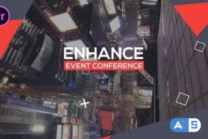 Videohive Enhance Event Promotion | Essential Graphics | Mogrt 23405031