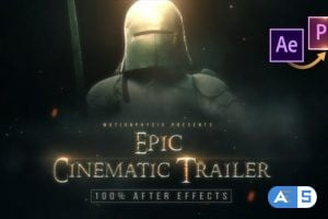 Videohive Epic Cinematic Trailer – Premiere PRO 26277754