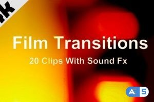 Videohive Film Transitions 22085813