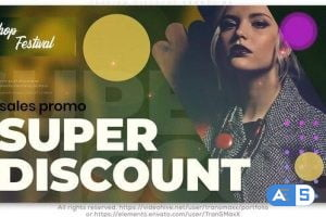 Videohive Fashion Discount Promotion 26498149