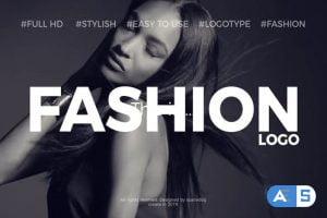 Videohive Fashion Stomp Logo 20337421