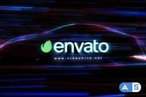 Videohive Fast Car Logo Ident 26315937