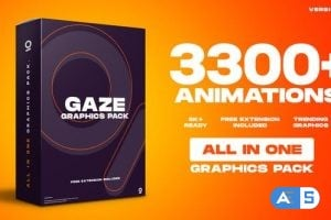 Videohive Graphics Pack   3300+ Animations V3 25010010