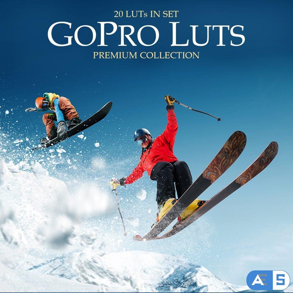 GoPro Luts – Fixthephoto
