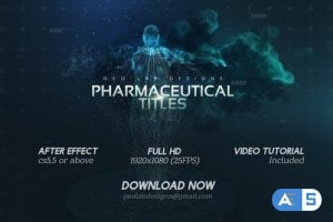 Videohive Pharmaceutical Titles l Fitness Titles l Health Care Titles l Medical Titles l Human Titles 26236401
