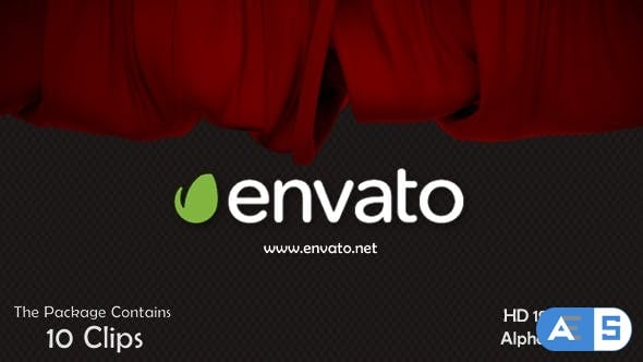 Videohive Theater Curtain Pack 16692149