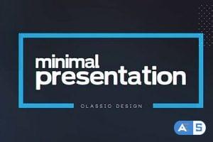 Videohive Minimal Presentation 19450170