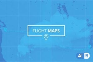 Videohiv Flight Maps – Visualize Where You're Travelling V1.5 19411390