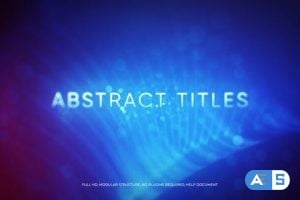 Videohive Abstract Titles 22680396