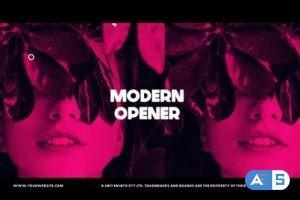 Videohive Modern Opener 22569558